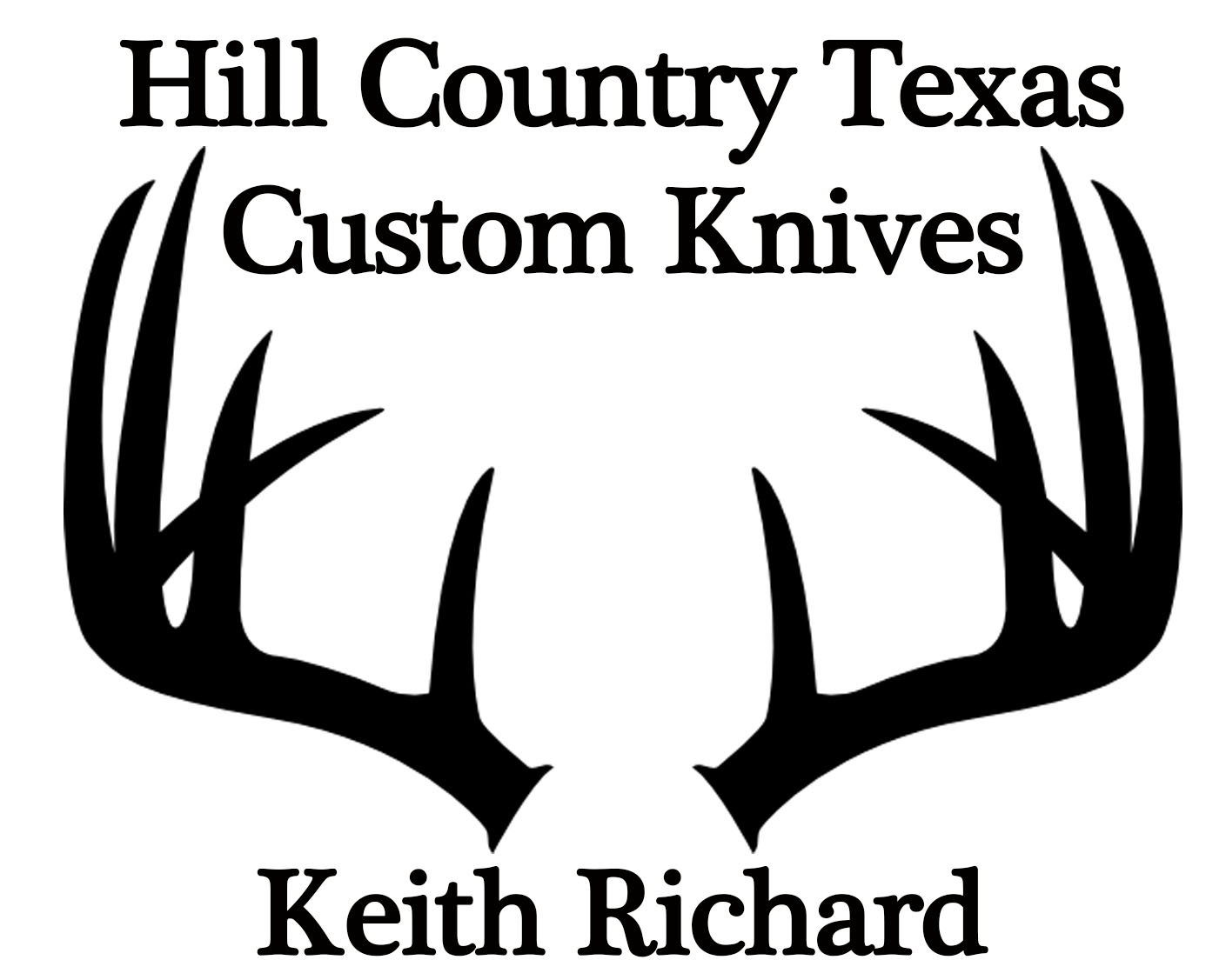 Handmade Custom Knives by Keith Richard